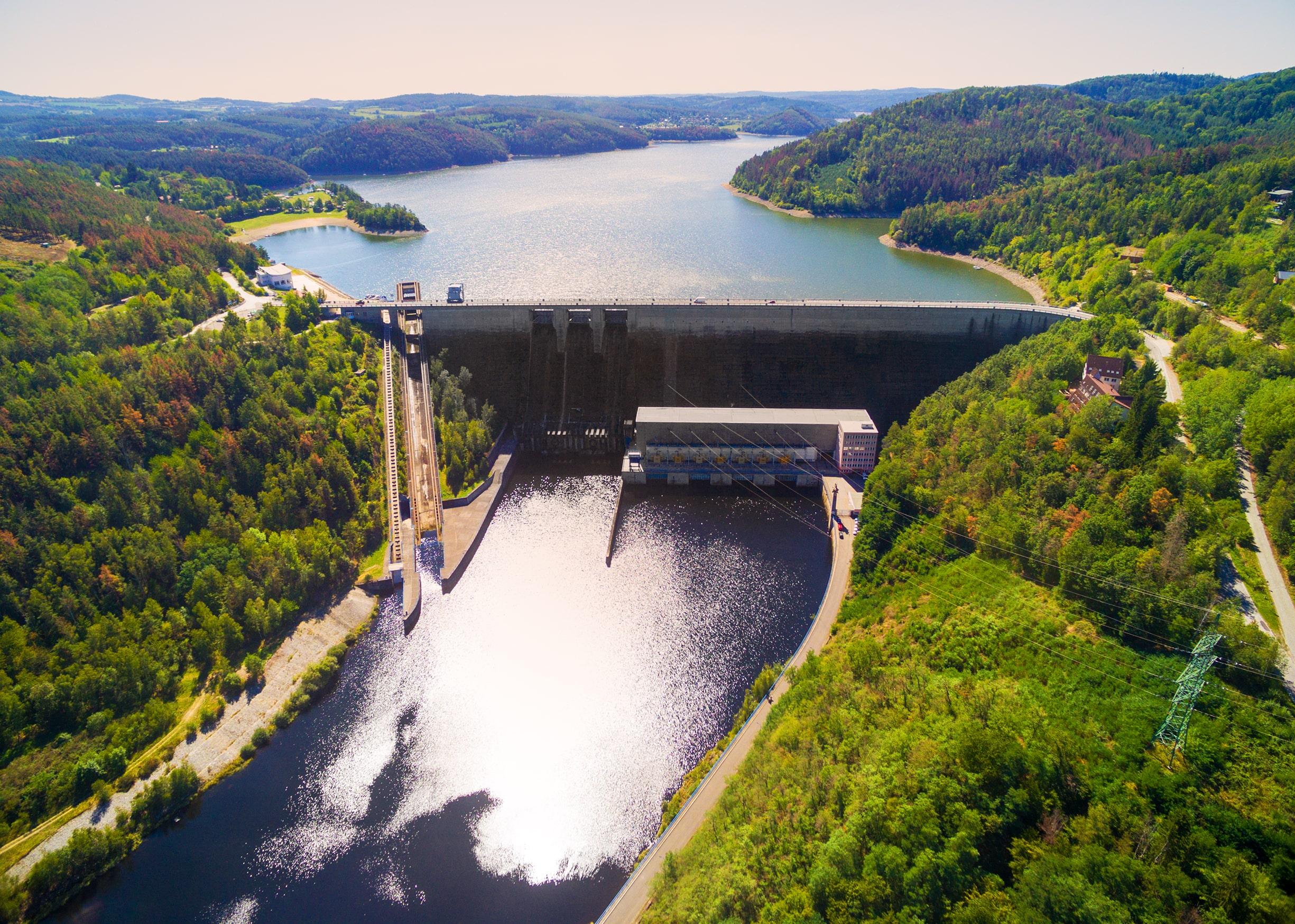 impacto ambiental causado pela hidroelétrica