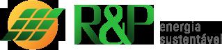 Logo R&P Energia Sustentável