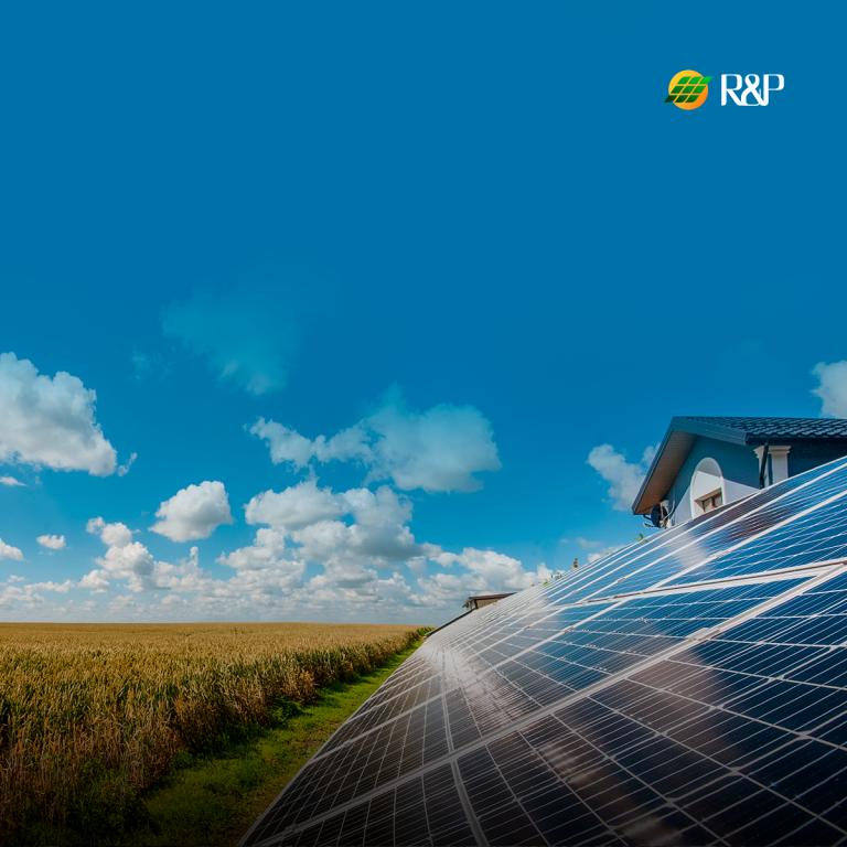 energia solar no agro